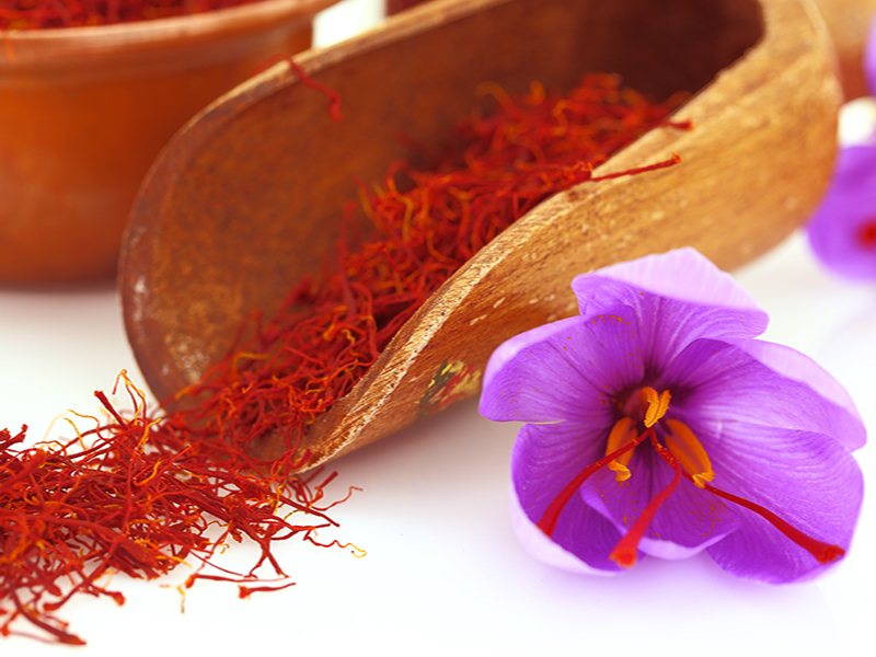 Saffron,Best Spice In The World!