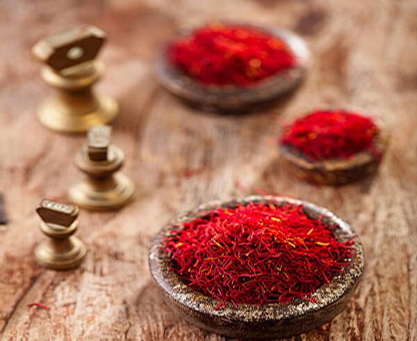 Support your Health with Saffron!