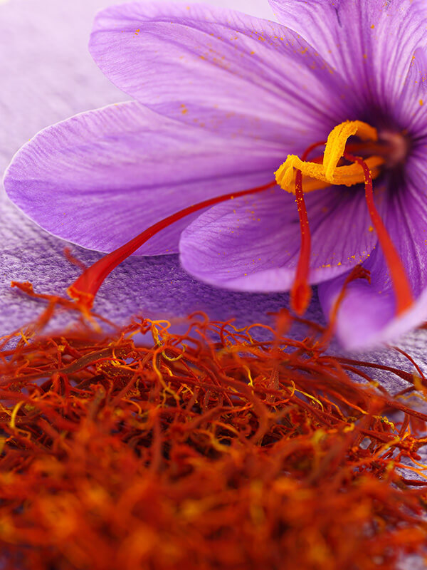 Natural Saffron VS Chemical Medicines