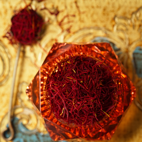 Amazing Saffron power!