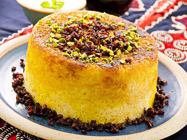 Tah Chin Persian cuisine